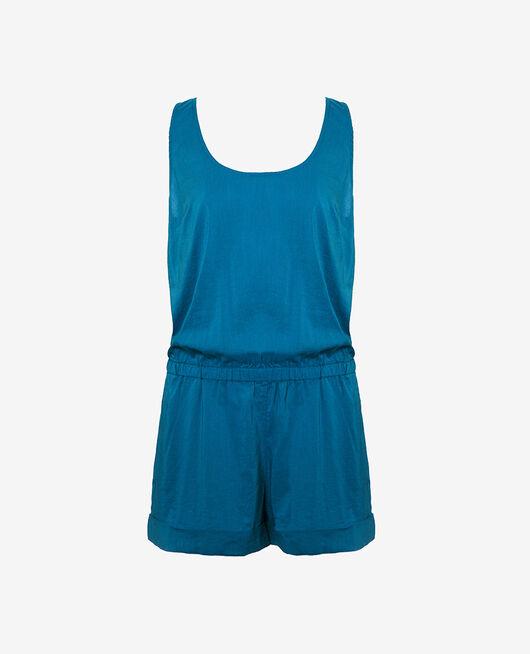 Combi-short Bleu éole Mix & match
