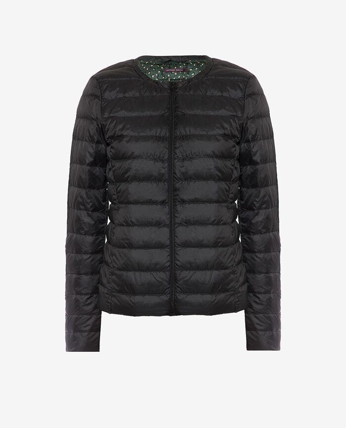Jacket Black Uld tamtam