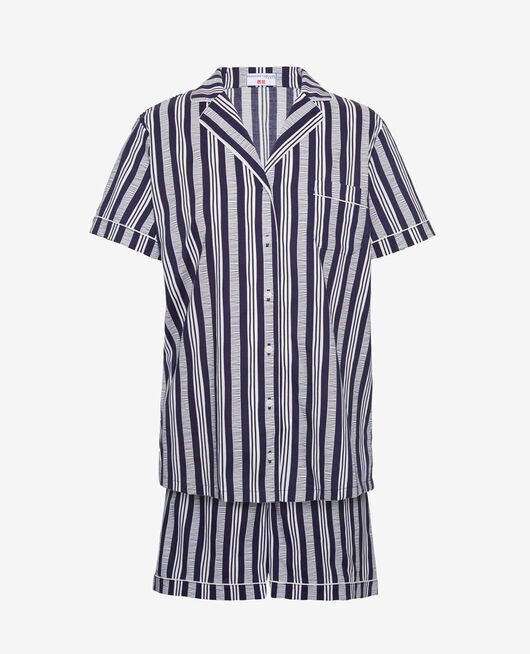 Set de pyjama Rayures bleu marine Princesse tam.tam x uniqlo