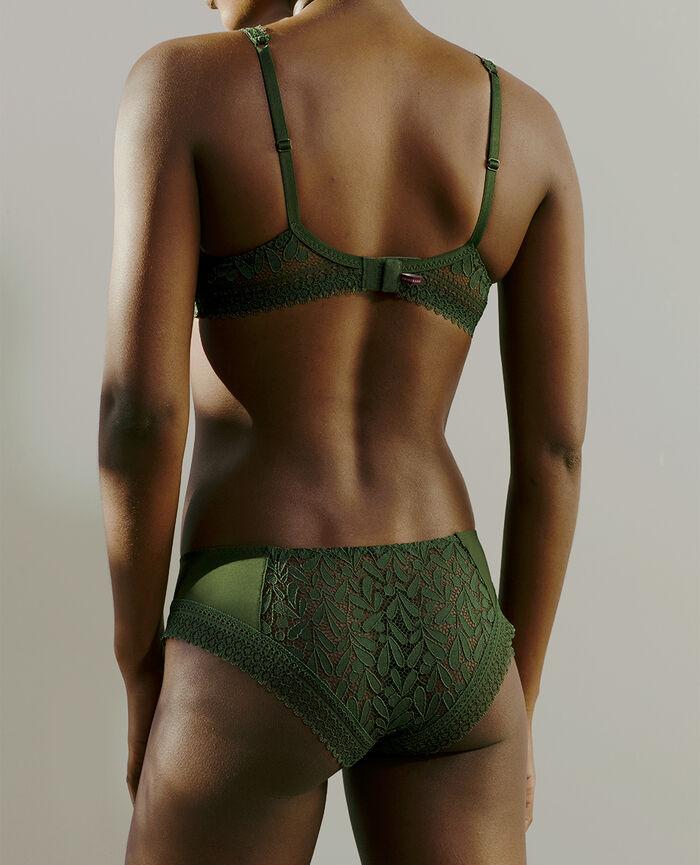 Wireless bra Cypress green Evidence - the feel good