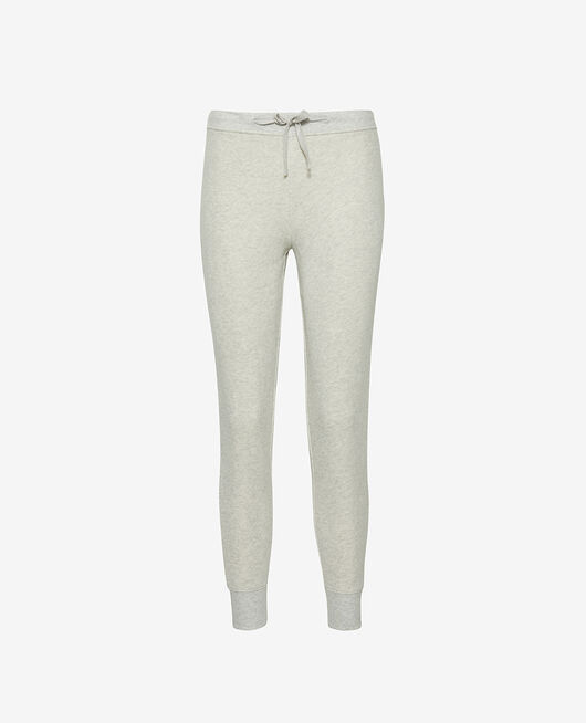 Jogging pants Flecked grey Doudou
