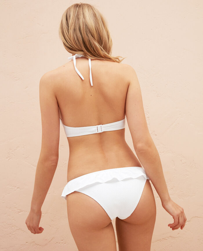 Bikini slip White Farah