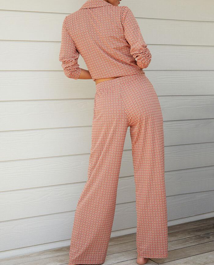 Trousers Mosaic Dimanche