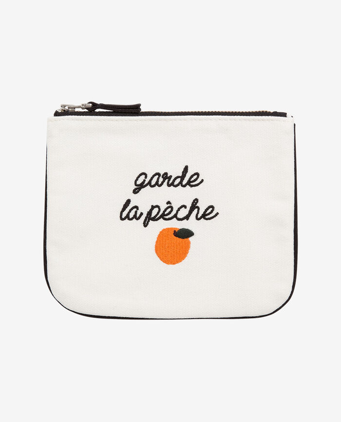 Toiletry bag Peach Fruit collection