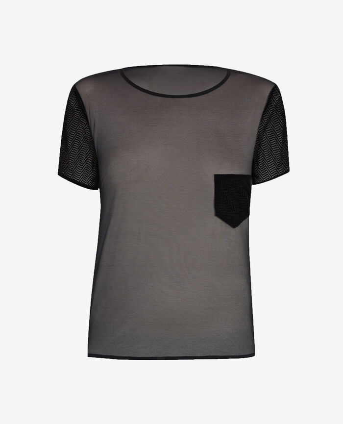 T-shirt Black Nikita