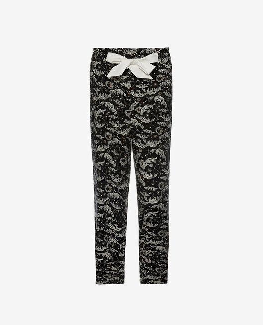 Pantalon Astre noir Constellation