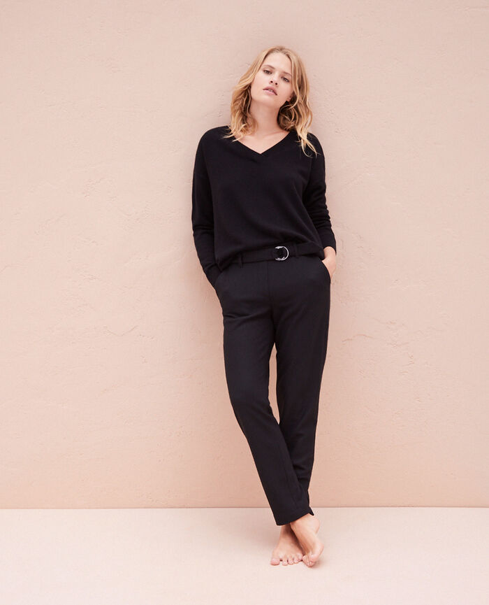 Pantalon Noir Perspective