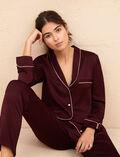 Pyjama jacket Plum Subtil