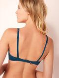 Soft cup bra Sombrero blue Beaute