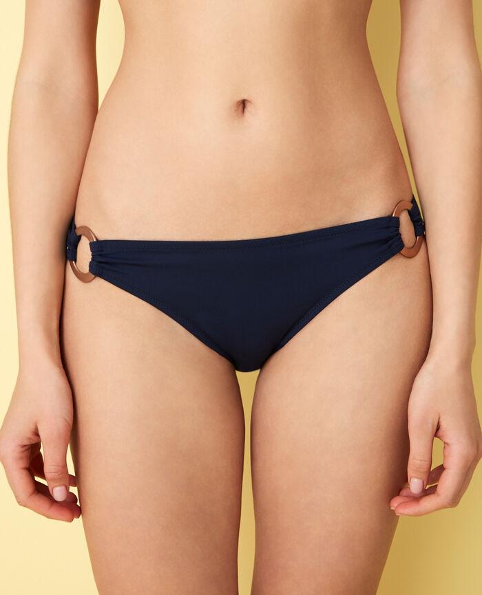 Hipster bikini briefs Navy Isaia