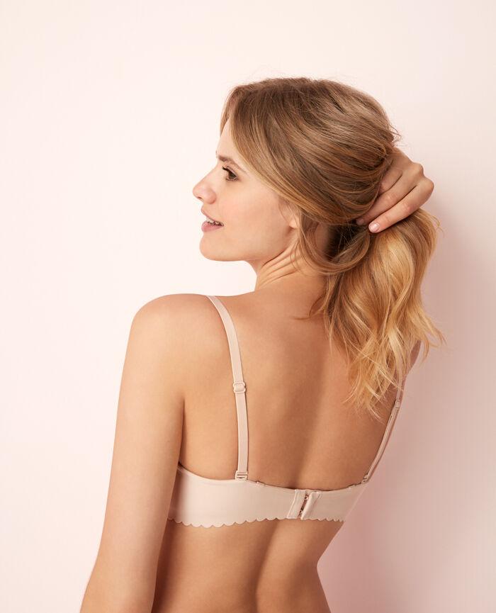 Contour strapless bra Powder Secret