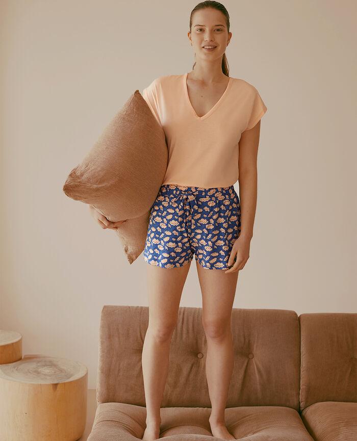 Short de pyjama Nuage faïence Tam tam shaker