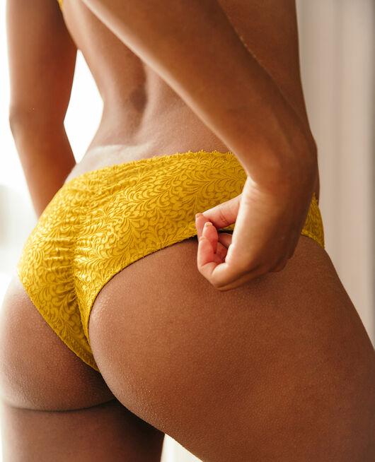 Brazilian briefs Absinthe yellow Velvet