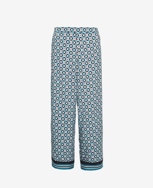 Pantalon de pyjama Agadir vert Bahia