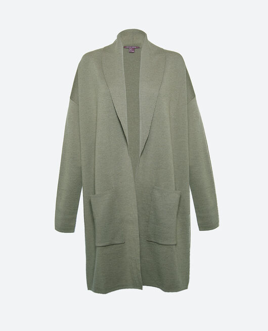 Medium-length jacket Casbah green Inspiration