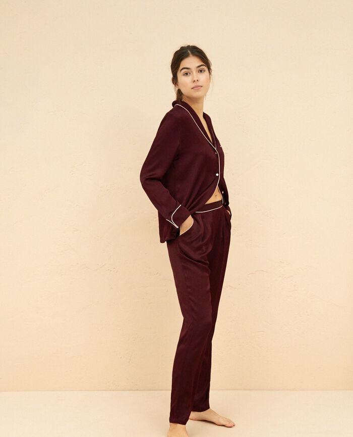 Pantalon de pyjama Prune Subtil