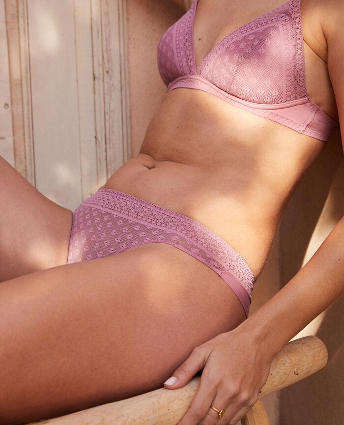 Brazilian briefs Tango pink Simone