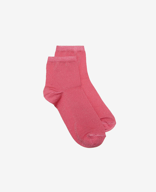Socks Hibiscus pink Diamond