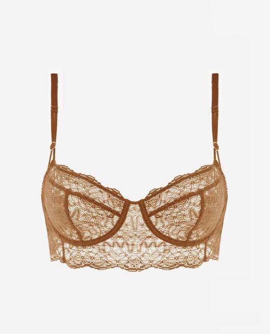 Bustier bra Bronze Muse