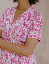 Pyjama set Ivory lilac Tutti frutti