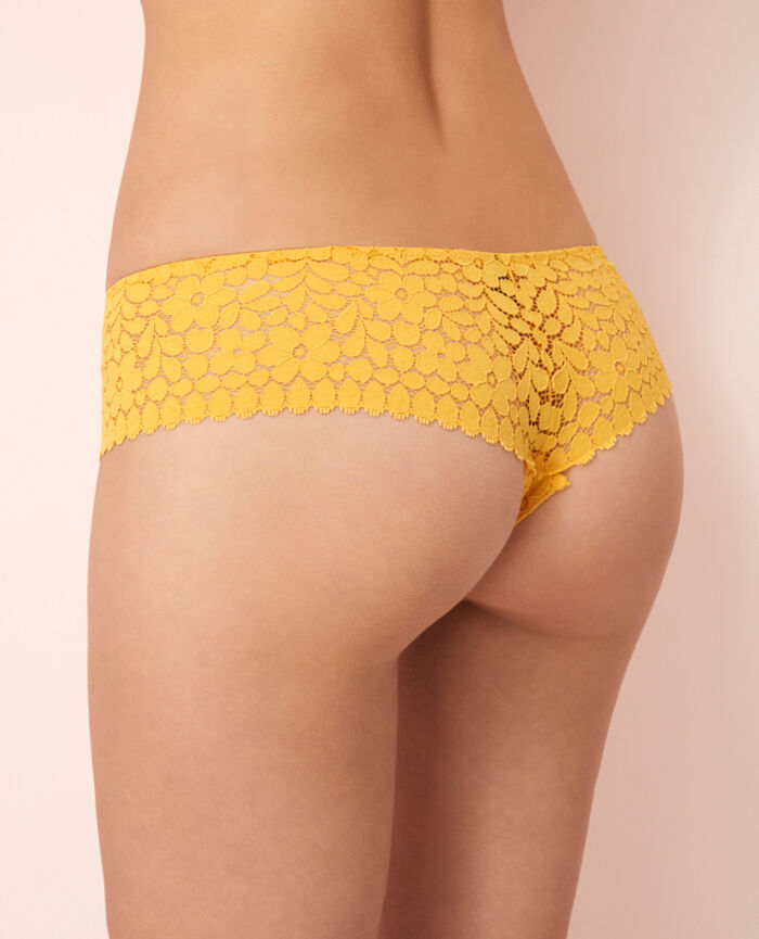 Shorty brésilien Jaune palmier Monica