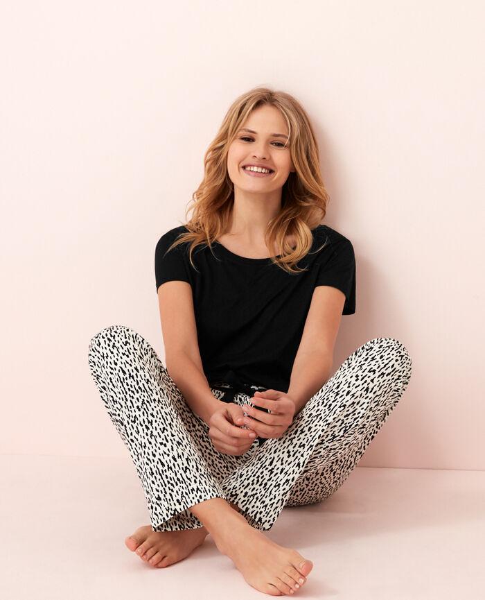 Pantalon de pyjama Wild blanc Darling