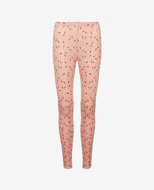 Leggings Lipstick pink Tamtam shaker