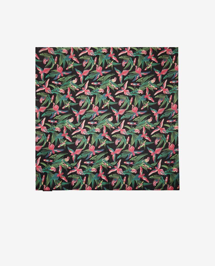 Foulard Multicolore Ara