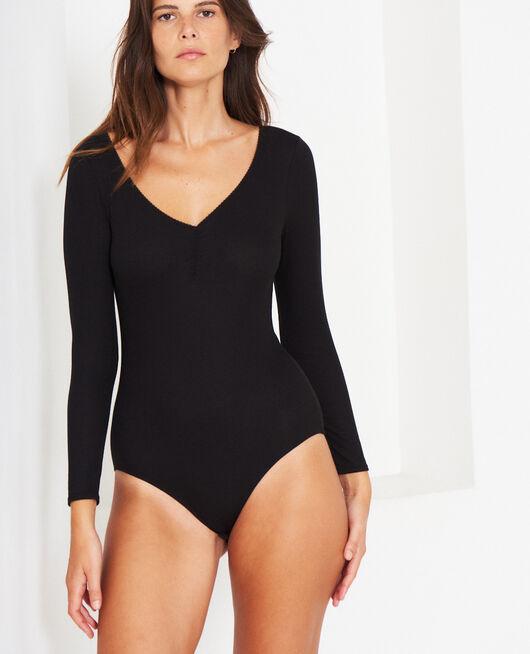 Body Noir Heattech® lovely