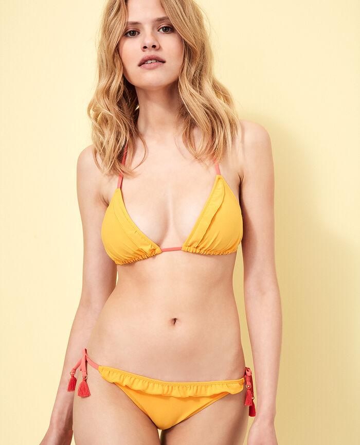 Bikini slip Banana yellow Bomba