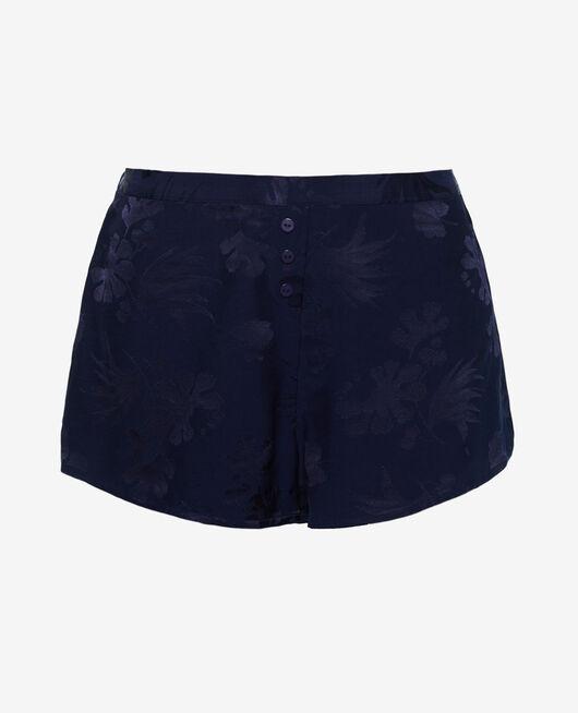 Short de pyjama Bleu marine Menara