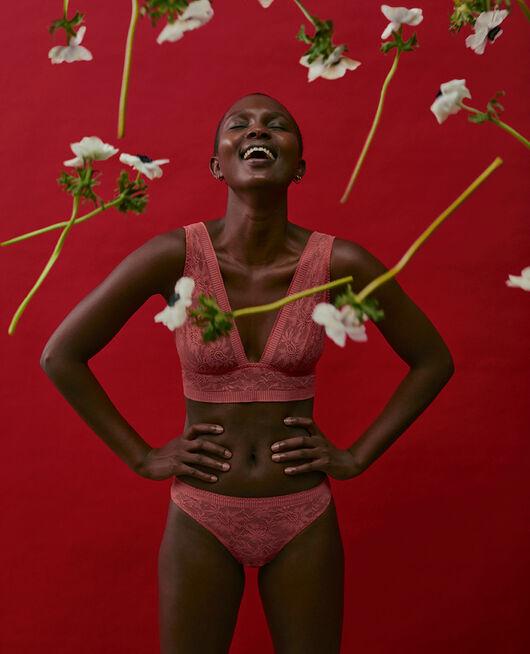 Hipster briefs Cherry pink Audacieusement
