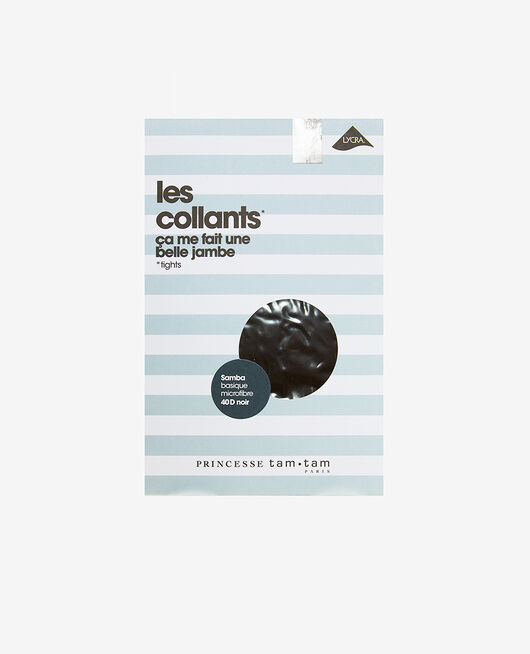 Collants Noir Samba