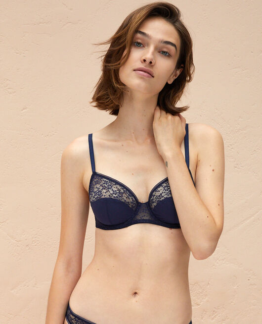 Underwired bra Navy Eldorado