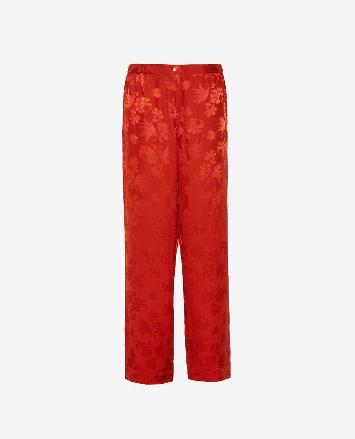 Pantalon Terre brulée Menara