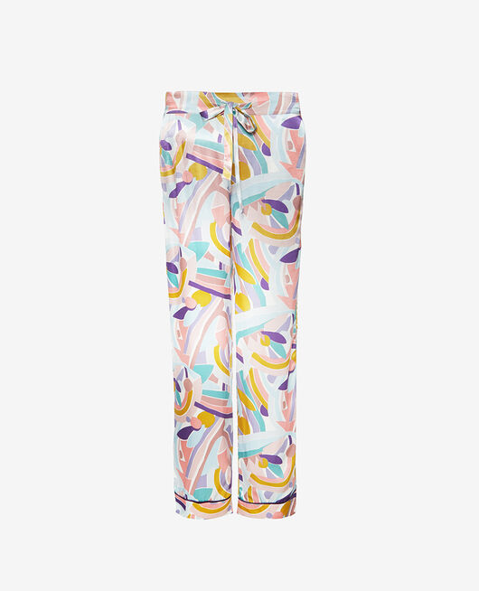 Trousers Color block Palazzo