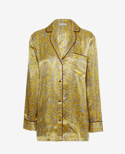 Pyjama jacket Foliage Foglio