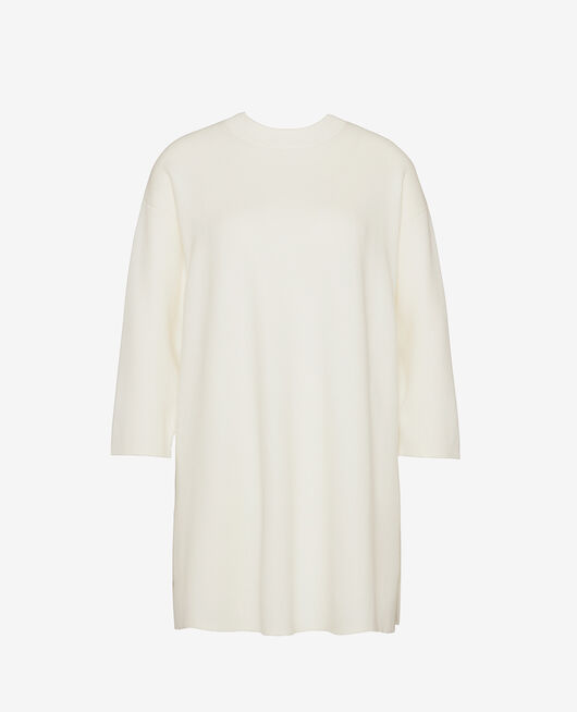 Long-sleeved tunic Ivory Naturel