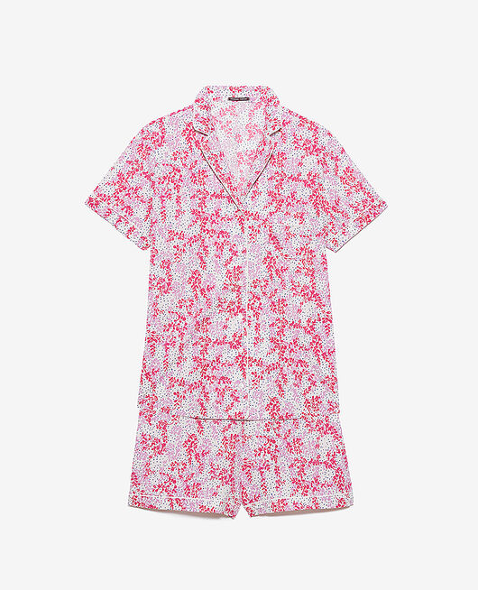 Set pyjama Lilas ivoire Tutti frutti