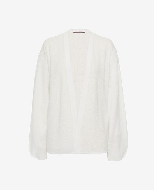 Mid-length jacket Ivory Majorelle