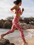 Sports leggings Chabi beige dune Run