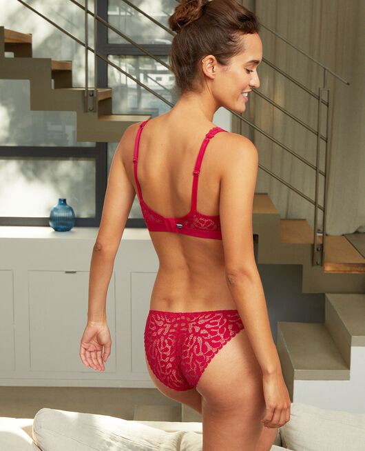 Culotte taille basse Rose swing Oisive