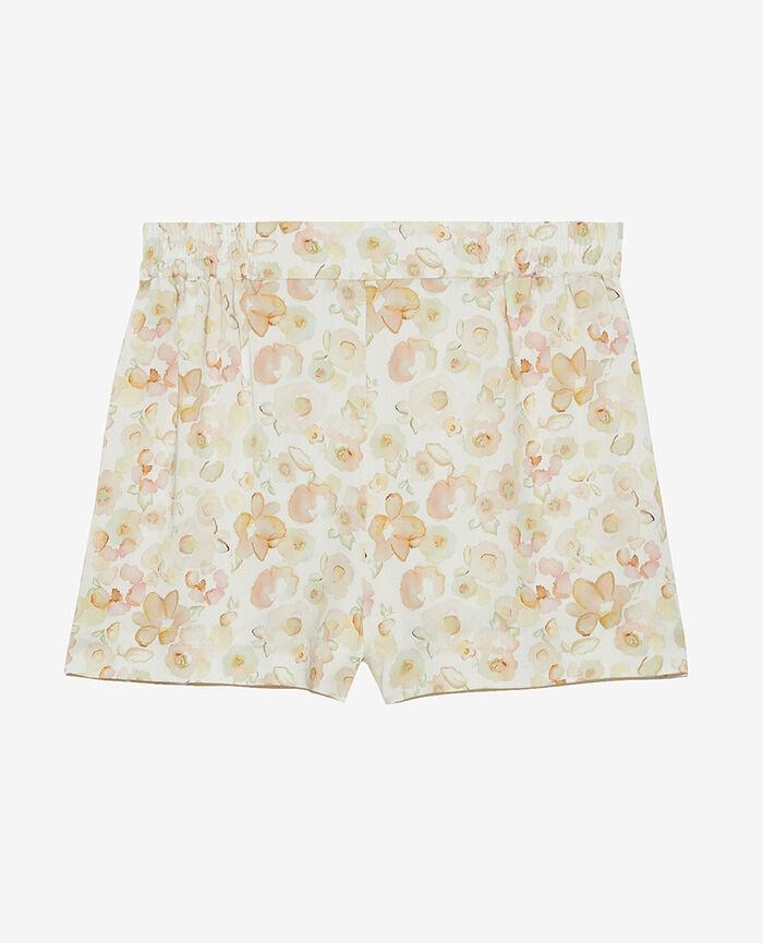 Pyjama shorts Romance Attitude imprime
