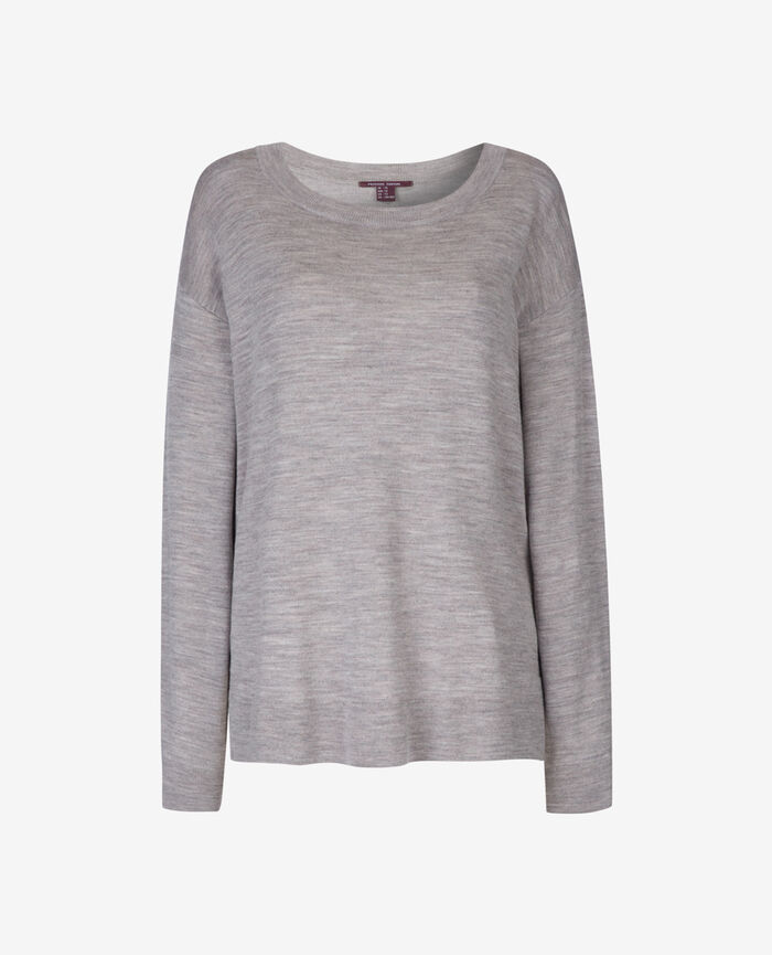 Jumper Flecked grey Extra