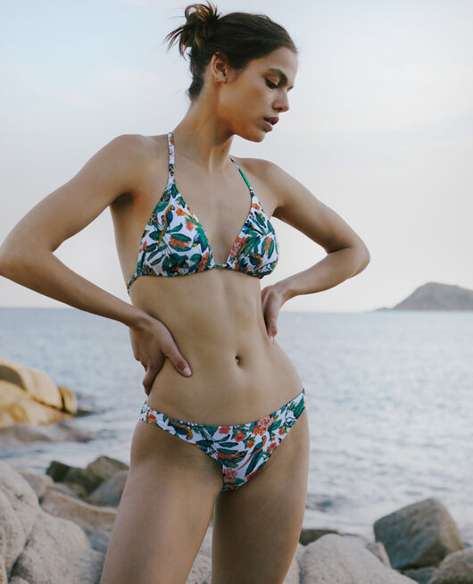 Bikini tanga Parrot Twist