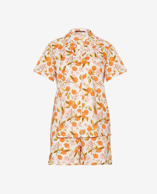 Set pyjama Orangers ivoire Tutti frutti