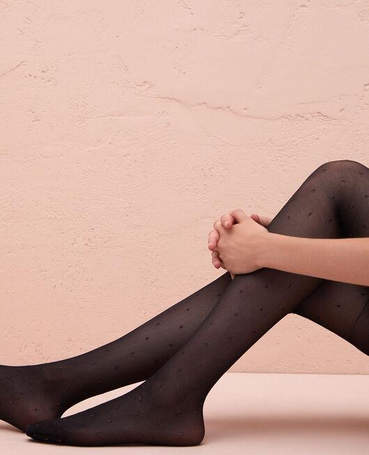 Fancy tights 40d Black Farandole