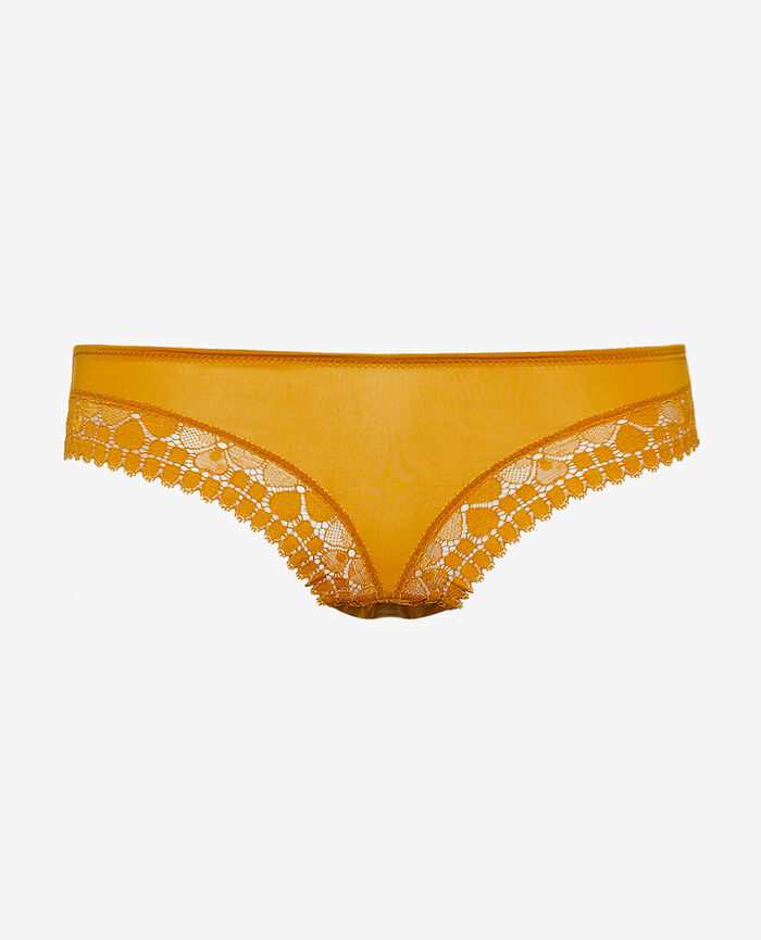 Hipster briefs Cumin yellow Josephine