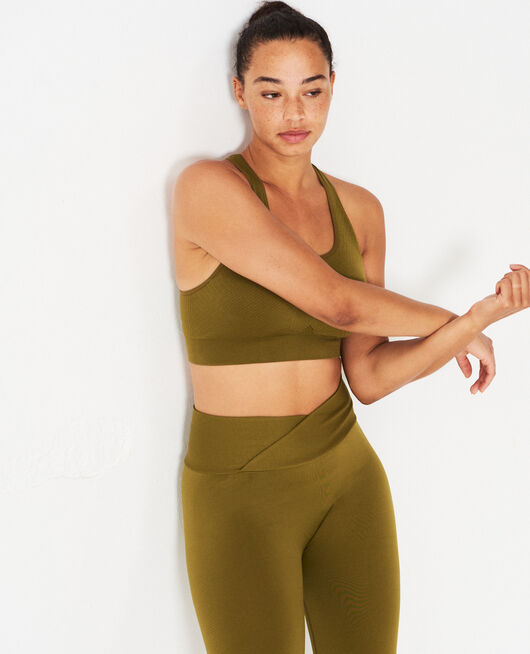 Sports leggings Green bowie Yoga
