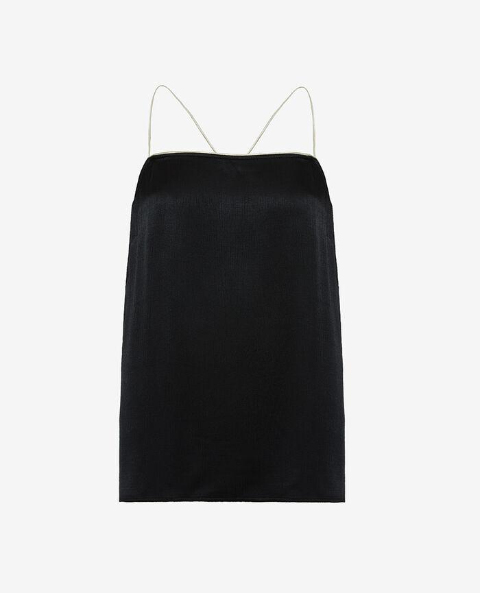 Caraco Noir Subtil